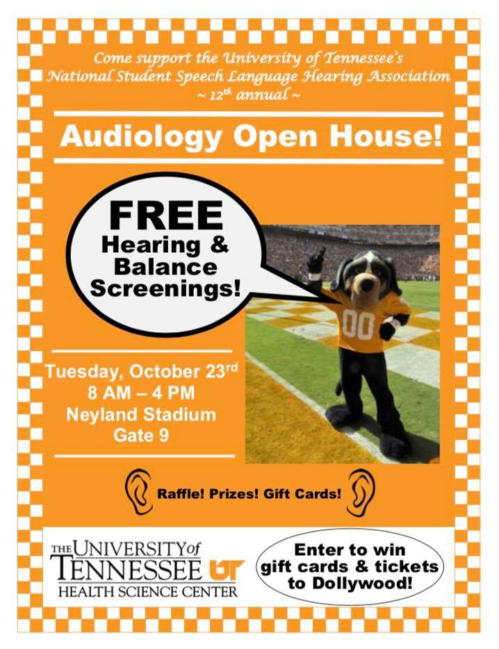 AUDIOLOGY OPEN HOUSE! | Library Services for the Deaf and
