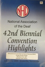 NAD 42nd Biennial Convention Highlights