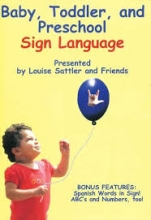 Baby, Toddler, and Preschool Sign Language