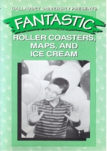 Fantastic G: Roller Coasters, Maps, and Ice Cream