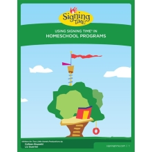 Using Signing Time in Homeschool Programs