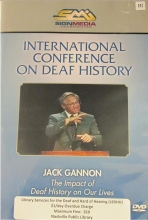 The Impact of Deaf History on Our Lives