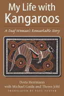image of the cover of my life with kangaroos