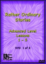 Rather Ordinary Stories: Advanced Level Lessons