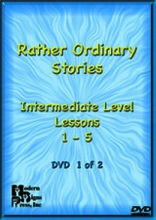 Rather Ordinary Stories: Intermediate Level Lessons
