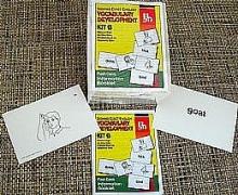 S.E.E. Vocabulary Development Flashcards Kit B