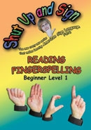 Shut Up and Sign: Reading Fingerspelling Series